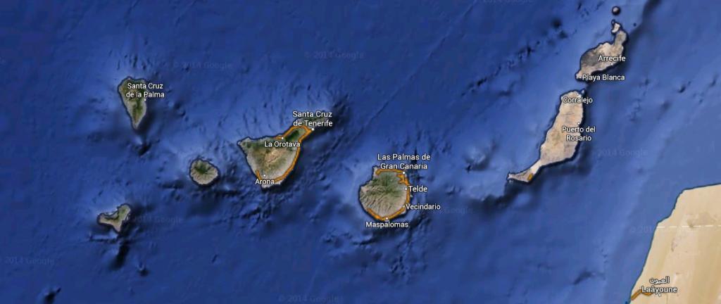 Счастливые острова