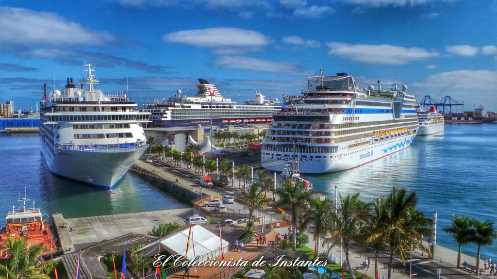Порт Пуэрто-де-ла-Лус