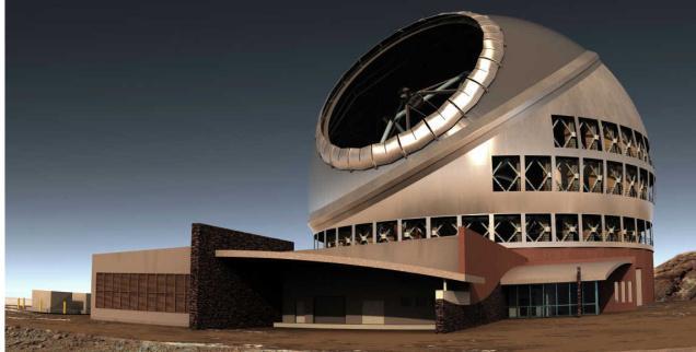 Гран Канария телескоп