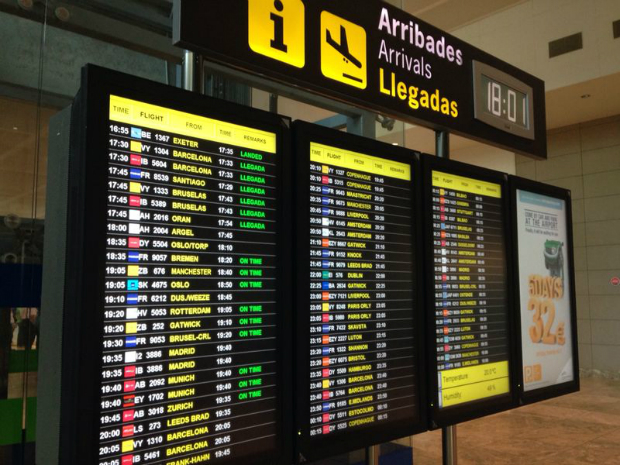 Аэропорт Канары