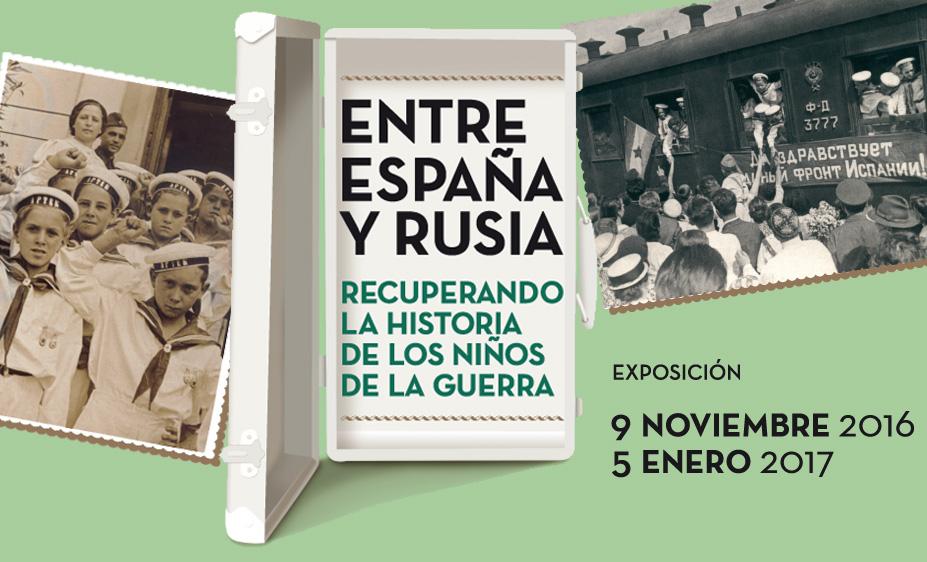 Expo Entre España y Rusia slider